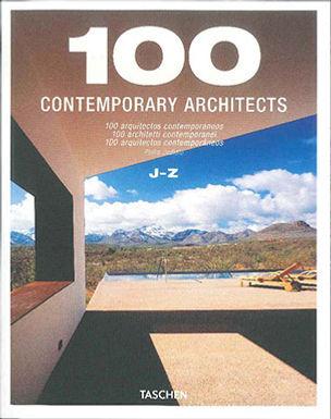 100 CONTEMPORARY ARCHITECTS J-Z