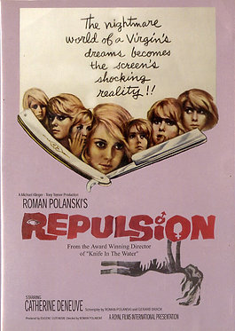 Repulsion  /  Roman Polanski