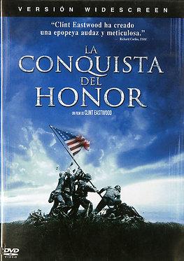 La conquista del honor  /  Clint Eastwood