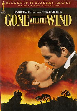 Gone with the wind  /  Víctor Fleming