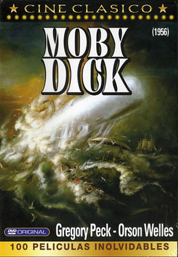 Moby Dick  /  John Huston