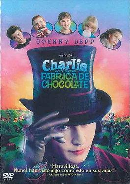 Charlie y la fábrica de chocolate  /  Tim Burton