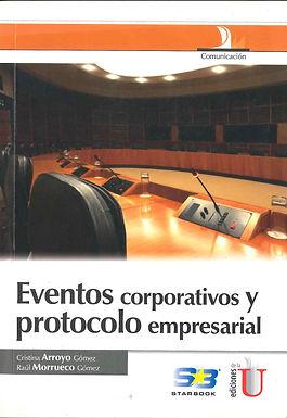 EVENTOS CORPORATIVOS Y PROTOCOLO EMPRESARIAL