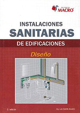 INSTALACIONES SANITARIAS DE EDIFICACIONES. DISEÑO