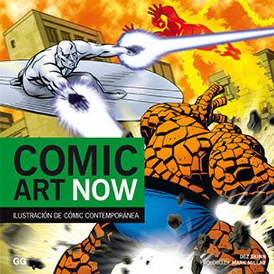 COMIC ART NOW: ILUSTRACIÓN DE COMIC CONTEMPORÁNEA