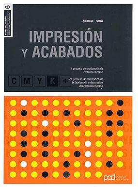 IMPRESIÓN Y ACABADOS