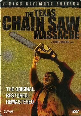 The Texas chain saw massacre  /  Tobe Hooper