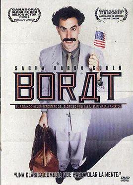 Borat: el segundo mejor reportero del glorioso país Kasajistán viaja a América