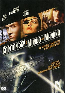 Capitán Sky y el mundod el mañana  /  Kerry Conran