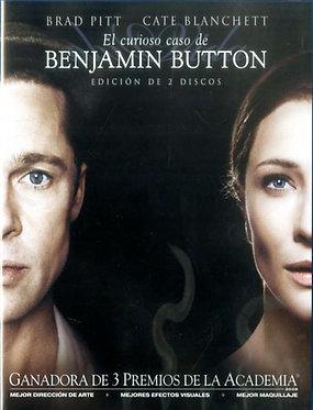 El curioso caso de Benjamin Button  /  David Fincher