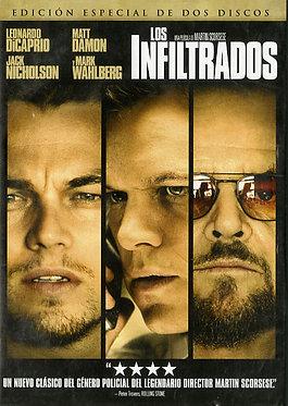 Los inflitrados  /  Martin Scorsese