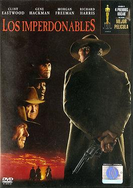 Los imperdonables  /  Clint Eastwood