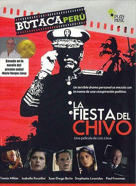 La Fiesta del chivo  /  Luis Llosa
