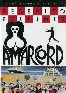 Amarcord  /  Federico Fellini