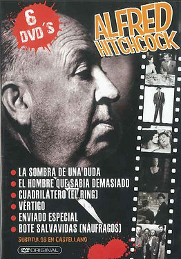 Alfred Hitchcock  /  Alfred Hitchcock