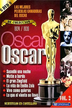 Las mejores películas ganadoras del Oscar 1934-1939  /  Steven Spielberg