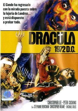 Dracula 1972 D.C.  /  Alan Gibson