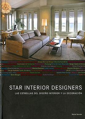 STAR INTERIOR DESIGNERS: LAS ESTRELLAS DEL DISEÑO INTERIOR Y LA DECORACIÓN