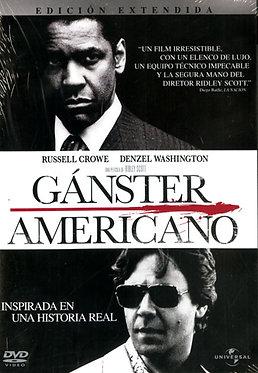 Gánster americano  /  Ridley Scott
