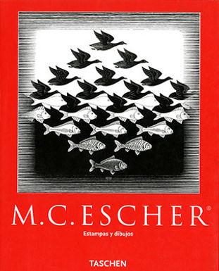 M. C. ESCHER: ESTAMPAS Y DIBUJOS