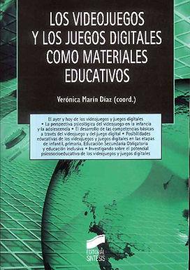 LOS VIDEOJUEGOS Y LOS JUEGOS DIGITALES COMO MATERIALES EDUCATIVOS