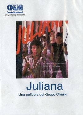 Juliana  /  Grupo Chasqui