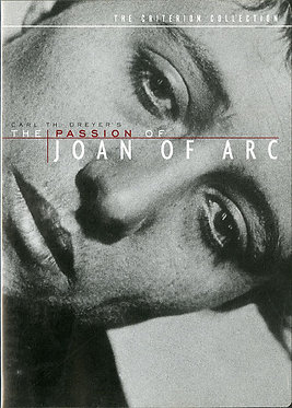 The passion of Joan of Arc  /  Carl Theodor Dreyer