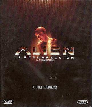 Alien: la resurrección  /  Jean-Pierre Jeunet