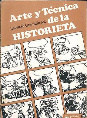 ARTE Y TÉCNICA DE LA HISTORIETA