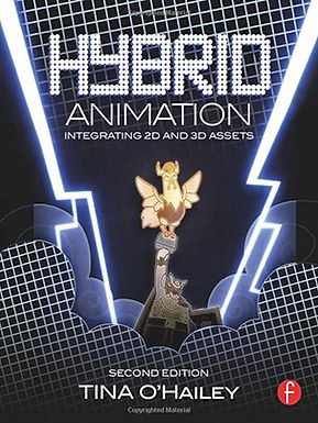HYBRID ANIMATION : INTEGRATING 2D AND 3D ASSETS