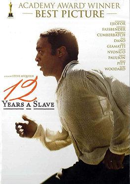12 years a slave  /  Steve McQueen