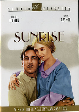 Sunrise  /  F.W. Murnau