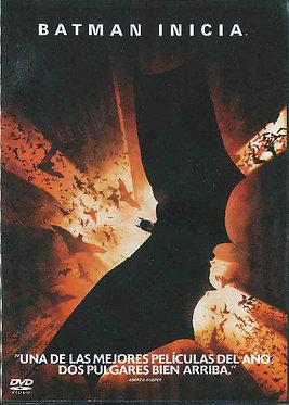 Batman Inicia / Christopher Nolan