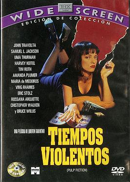 Tiempos violentos  /  Quentin Tarantino