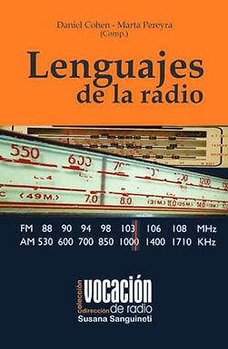LOS LENGUAJES DE LA RADIO