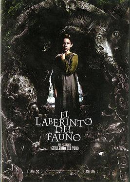 El laberinto del Fauno  /  Guillermo Del Toro