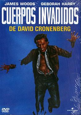Cuerpos invadidos  /  David Cronenberg
