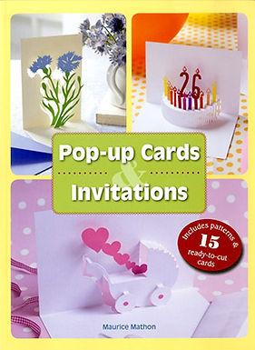 POP-UP CARDS INVITATIONS