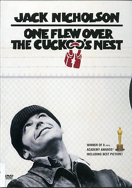 One flew over the cuckoo`s nest  /  Milos Forman