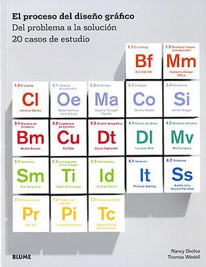 EL PROCESO DEL DISEÑO GRÁFICO: DEL PROBLEMA A LA SOLUCIÓN. 20 CASOS DE ESTUDIO
