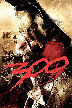 300  /  Zack Snyder