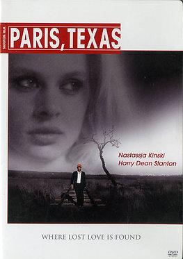 Paris, Texas  /  Win Wenders