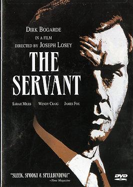 The servant  /  Joseph Losey