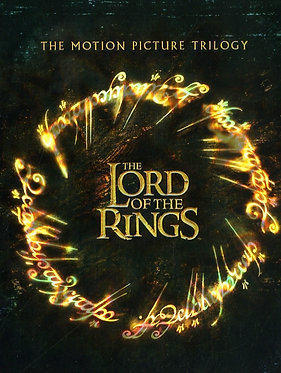 The Lord of the Rings: the motion picture trilogy  /  Peter Jackson