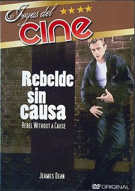 Rebelde sin causa  /  Nicholas Ray