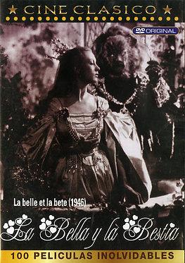 La bella y la bestia  /  Jean Cocteau