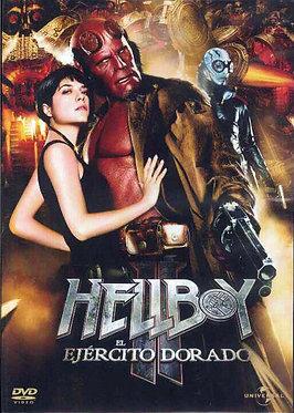 Hellboy II : El ejercito dorado  /  Guillermo Del Toro