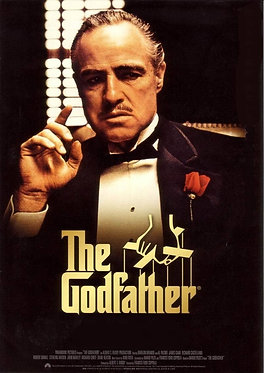 The Godfather  /  Francis Ford Coppola
