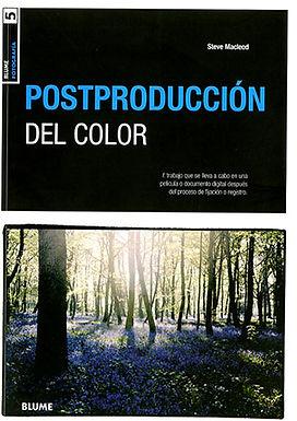 POSTPRODUCCIÓN EL COLOR