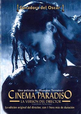 Cinema Paradiso  /  Giuseppe Tornatore